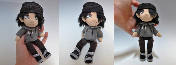 Custom Mini Doll - Jasper