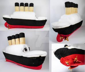 Titanic Plush