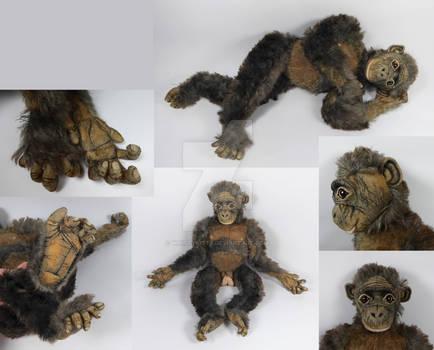 Bonobo Plush