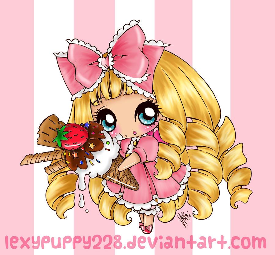 I Scream for Ice Cream by lexypuppy228