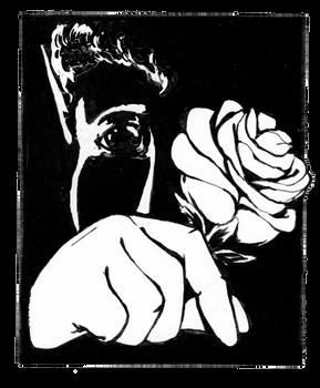 Manilow Rose