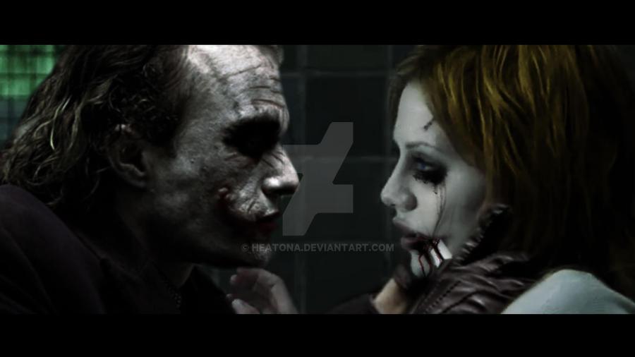 'Becoming Harley' Screenshot by heatona