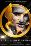 Hunger Games Haymitch Poster