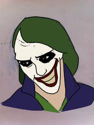 Joker V2 by heatona