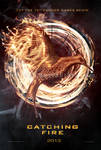 Catching Fire Movie Poster by heatona