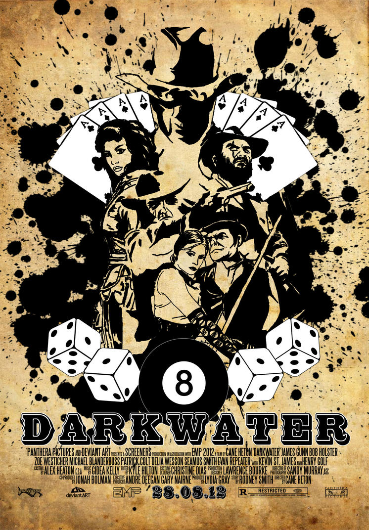 EMP 2012: Darkwater Poster by heatona