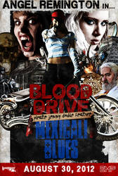EMP 2012: Blood Drive/Mexicali Blues Poster