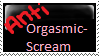 Anti orgasmic-scream by Orgasmic-Scream