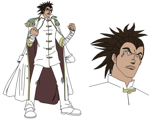 Leone Martello-Admiral Chashi by DemonKun
