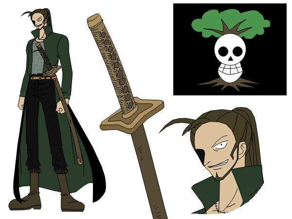 One Piece OC Gazapo D. Beytle by DemonKun