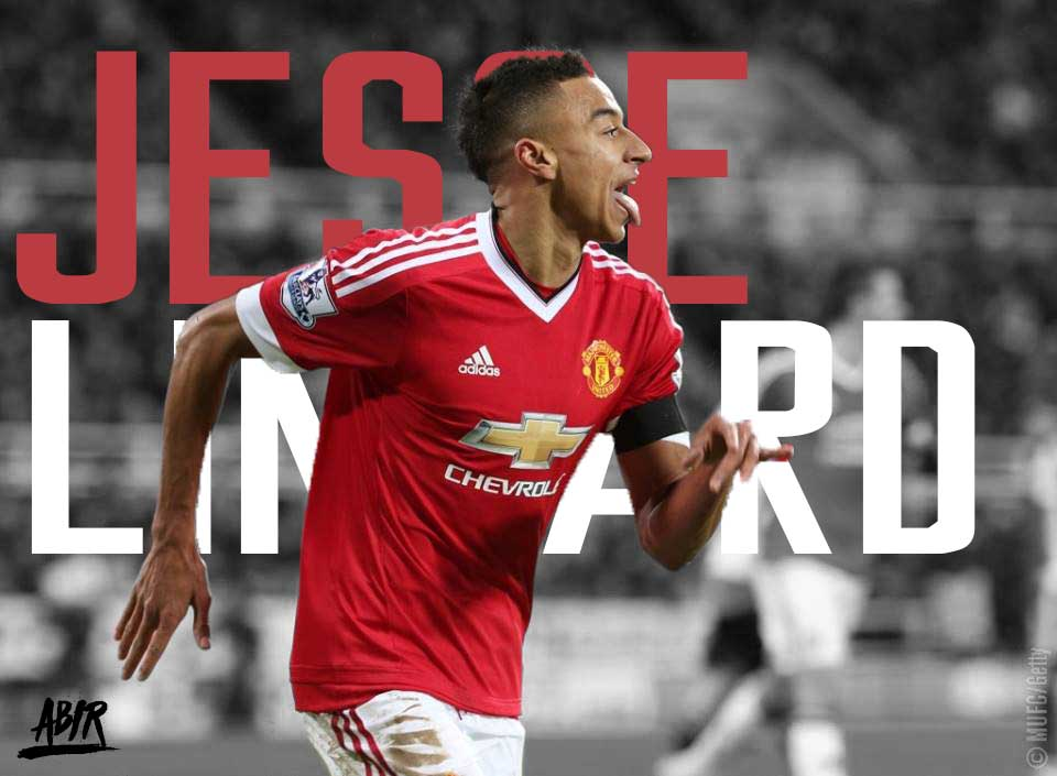 Jesse Lingard By Abir07 On DeviantArt