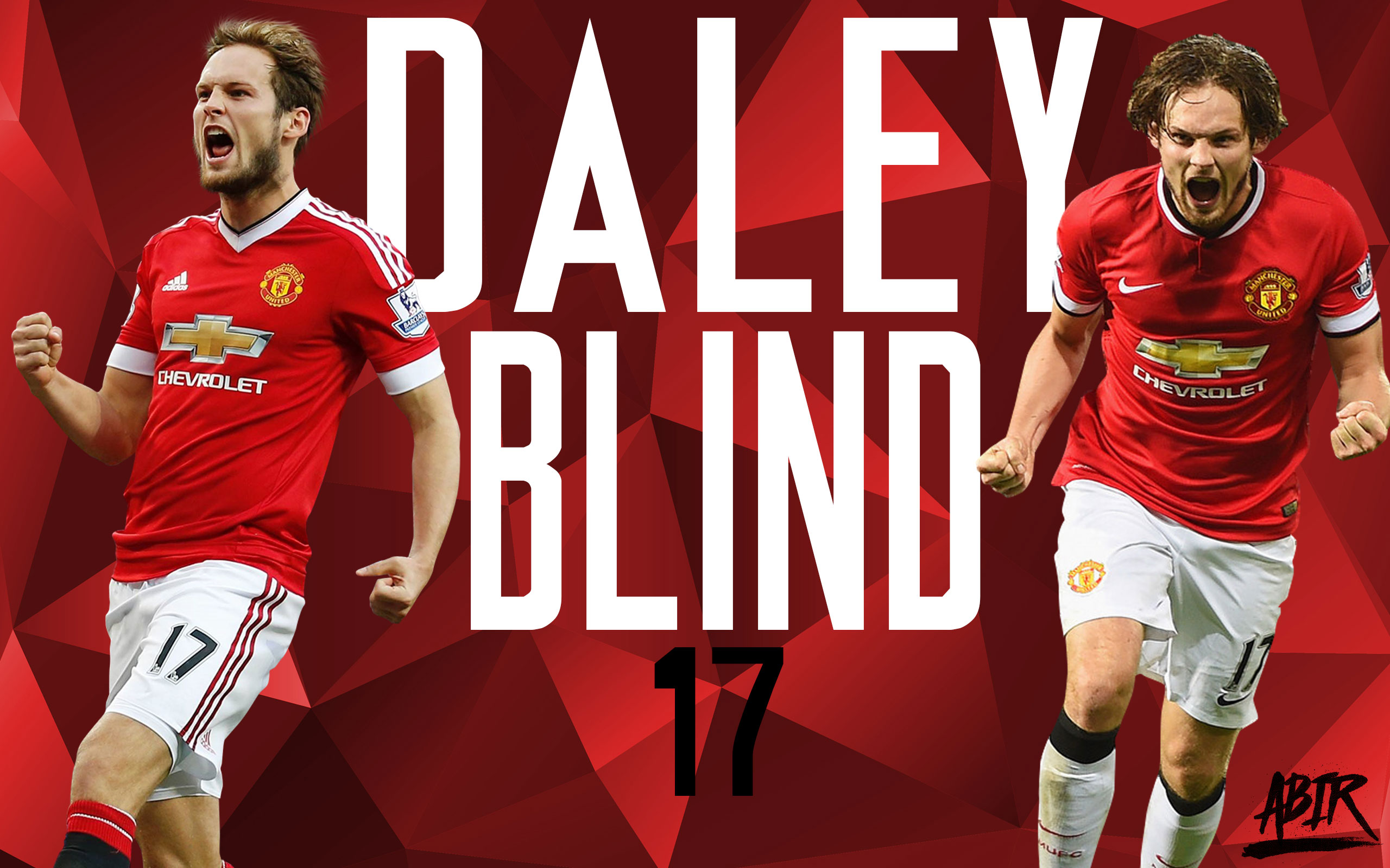 Daley Blind Wallpaper: Daley Blind Wallpaper By Abir07 On DeviantArt