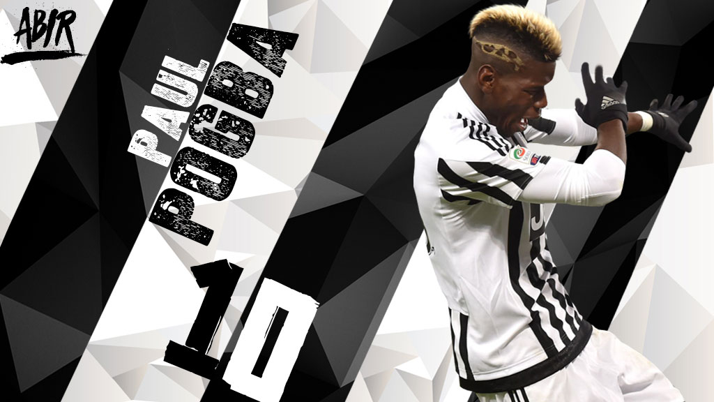 Paul Pogba Wallpaper By Abir07 On DeviantArt