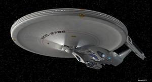 USS Phobos - Beauty Shot