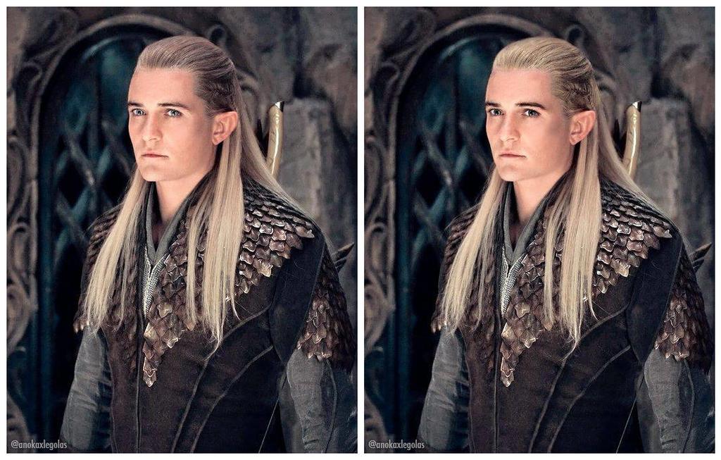 Legolas (The Hobbit 2) Modified by Xuan-StarVortex on ...
