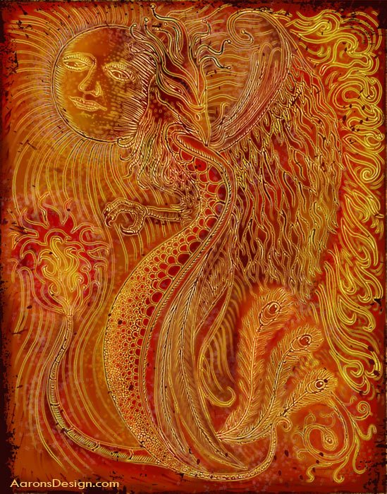 Phoenix And Sun