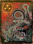 Sun and Dragon