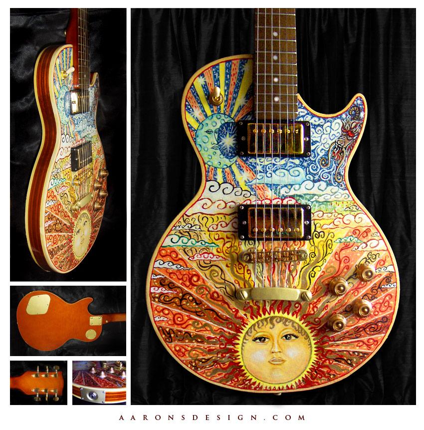 Guitar by aaronsdesign