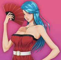 Ageha Kurono by DoubleZip