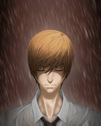 Light Yagami by DoubleZip