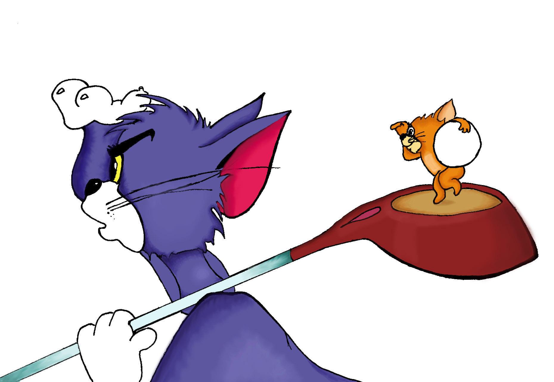 100+ Tom And Jerry Sad Drawing – yasminroohi