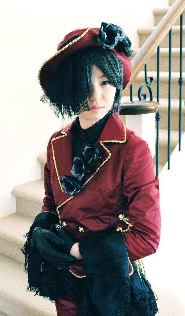 ciel phantomhive cosplay - photo #42