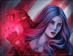 Captain America: Civil War - Scarlet Witch