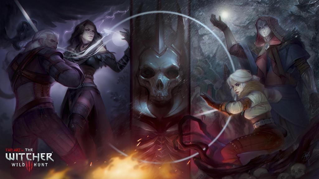 Witcher 3 By Alteya On DeviantArt