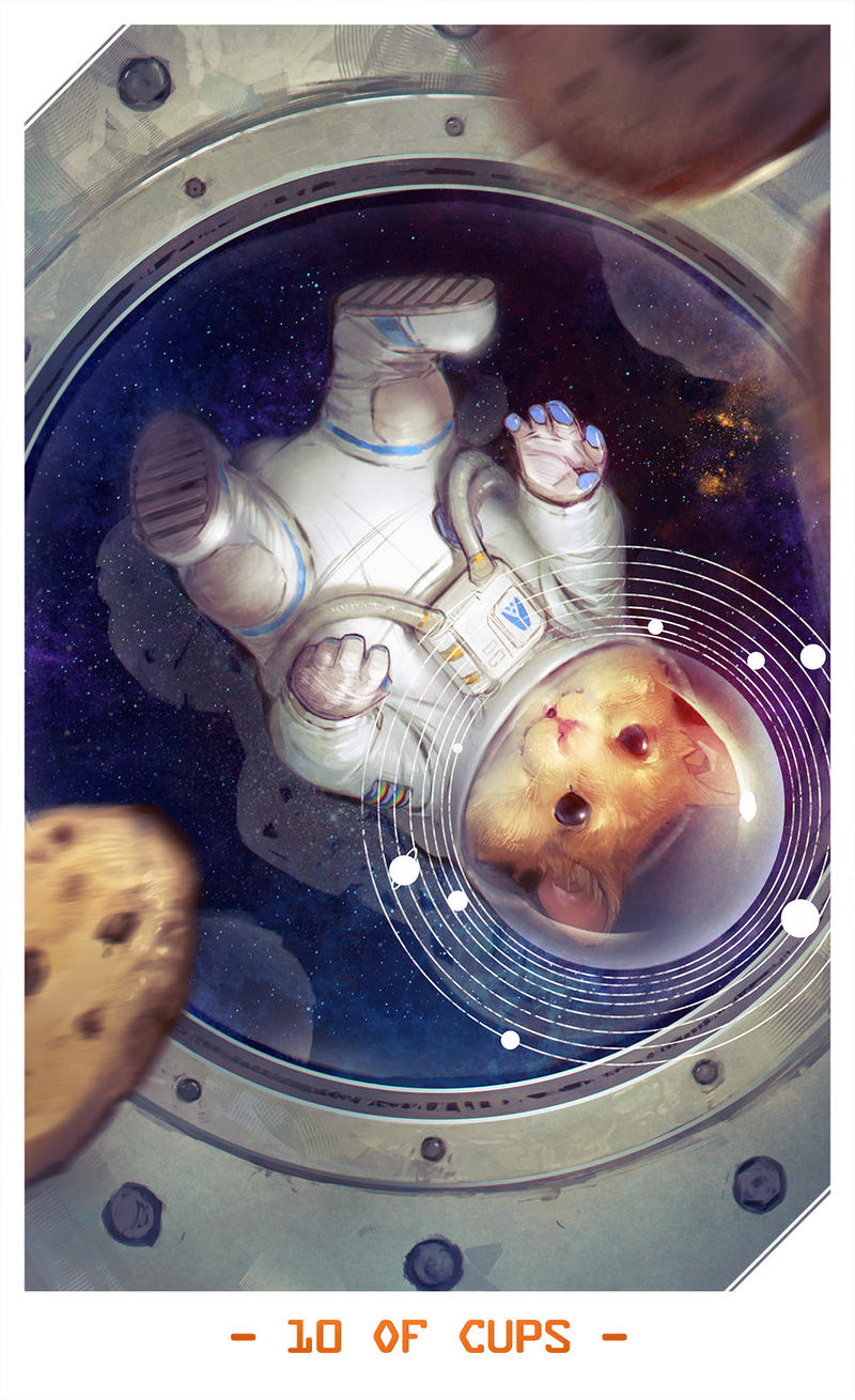 ME: Space hamster