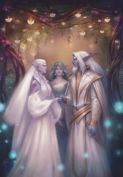 C: Kali'dreth and Reaelorn