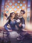 Commission: Lana and Lyndon