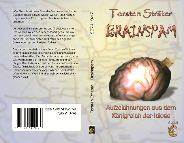 Brainspam Cover small by FSamsa