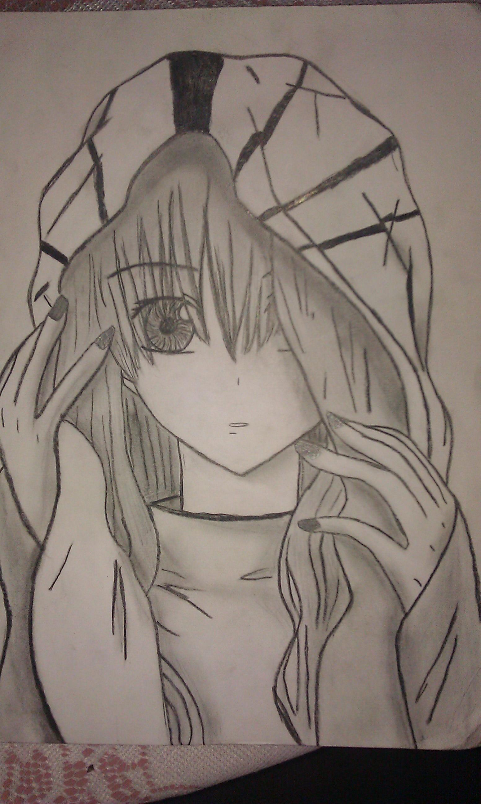 girl anime art - photo #43