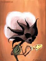 Botanical Bone Series: 2 by K-EL-P