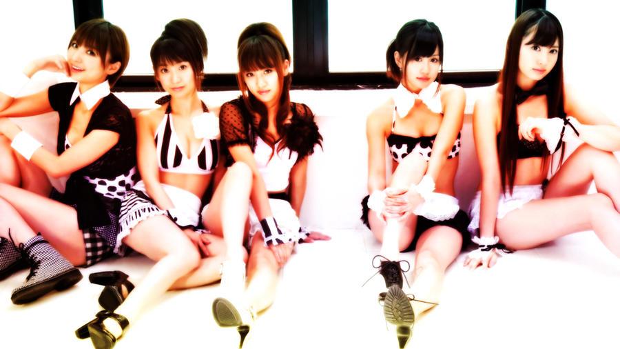 AKB48 by momoyuen