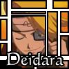 Deidara Avatar mk2 by Kartorian