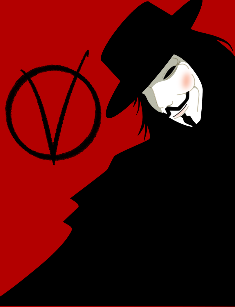 v for vendetta conflicting perspectives V : [v stops her] evey, please there is a face beneath this mask but it's not me there is a face beneath this mask but it's not me i'm no more that face than i am the muscles beneath it or the bones beneath them.