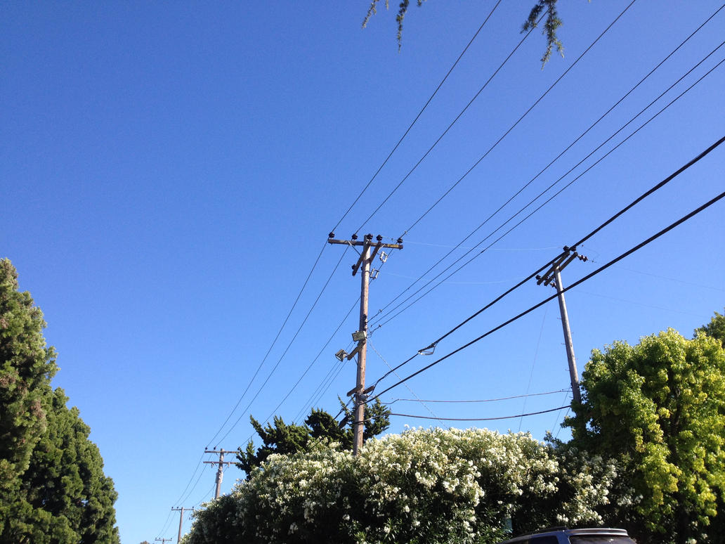 Electrical Power Line by lookincool45