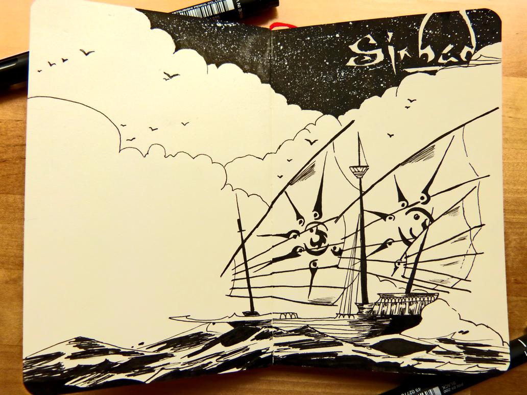 #3 Sinbad by CatStudio7