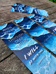 'I will be with you' - bookmarks