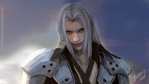 My Sephiroth by LindaMarieAnson