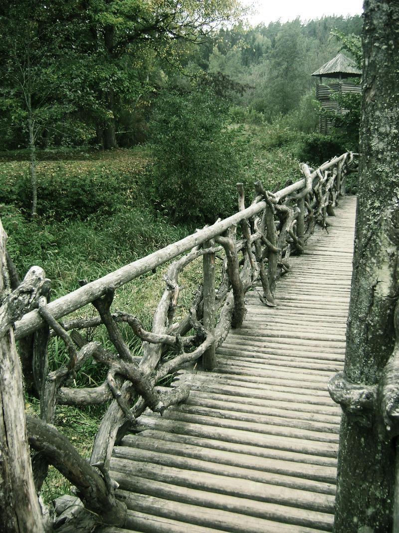 bridge stock by LindaMarieAnson