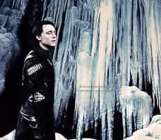 Loki. Black Ice by LindaMarieAnson