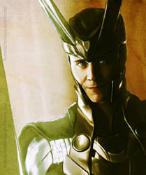 The God Of Mischief by LindaMarieAnson