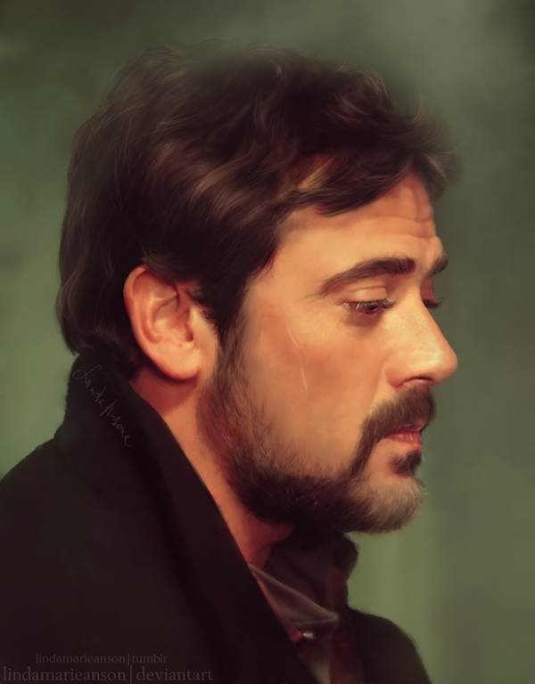 John Winchester by LindaMarieAnson