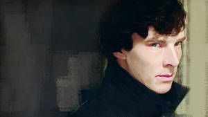 Another Sherlock Portrait by LindaMarieAnson