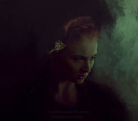 Sansa by LindaMarieAnson