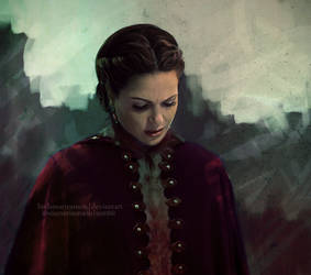 Young Regina by LindaMarieAnson