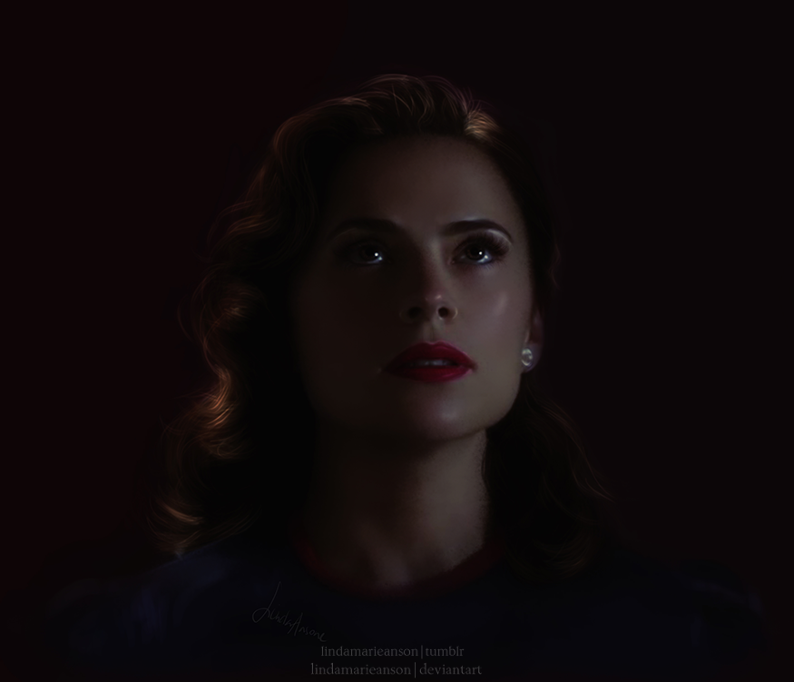 Agent Carter by LindaMarieAnson