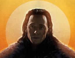 4k Loki by LindaMarieAnson